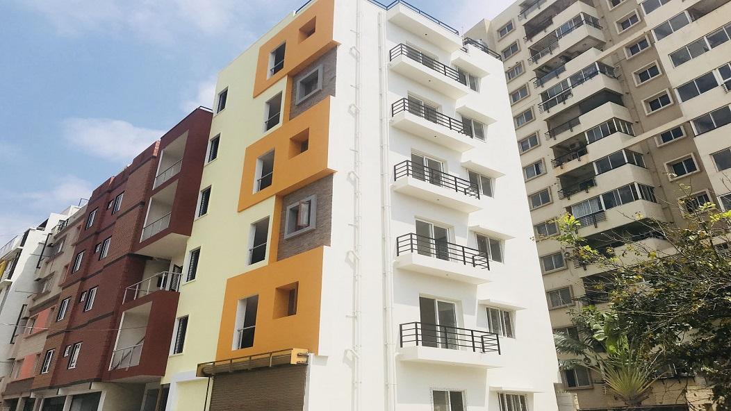 Service Apartments HSR Layout Bangalore