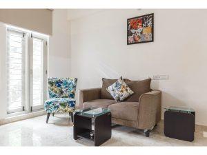 One Bedroom Service Apartments Koramangala Bangalore