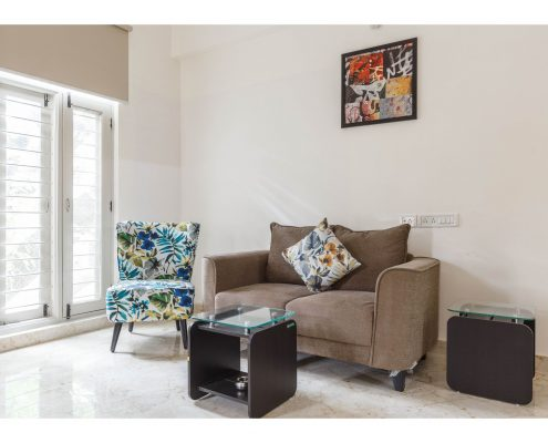 One Bedroom Service Apartments Koramangala Bangalore